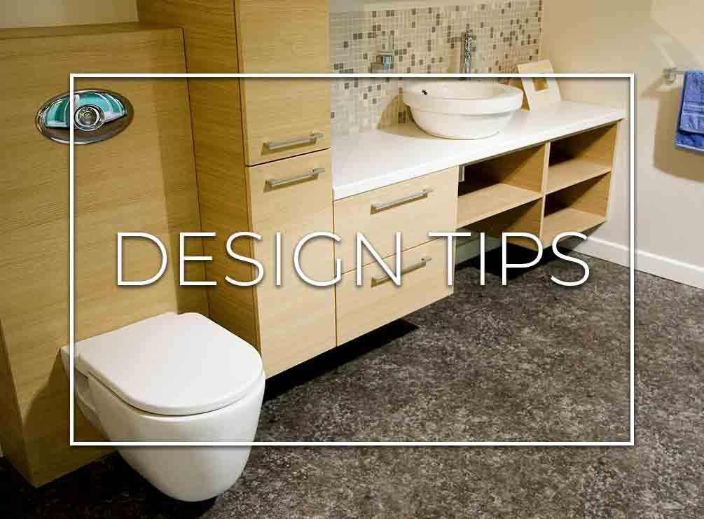 Design tips to help you make the most of a small bathroom Small bathroom design help